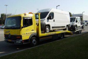 Két új Jumper szállítása